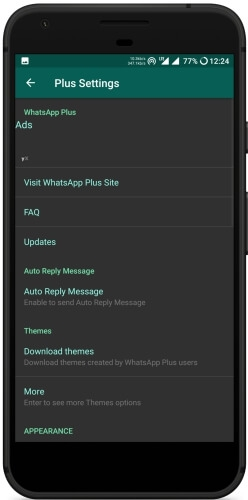 WhatsApp Plus Anti-Ban APK